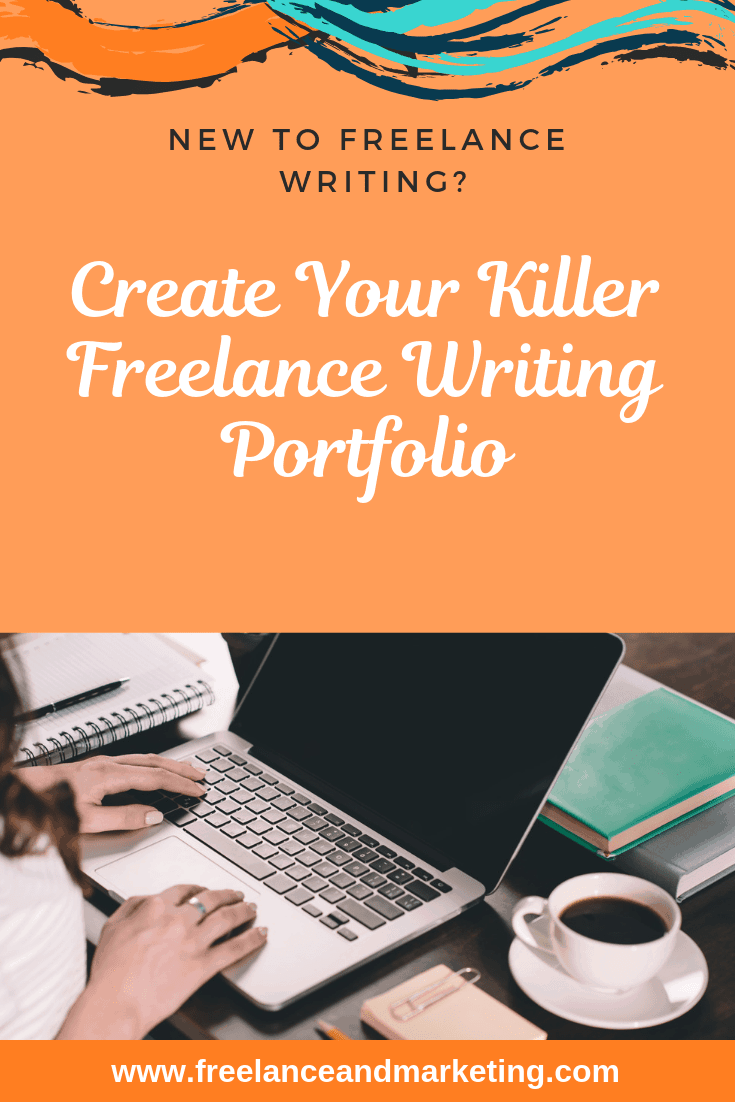 Learn different ways to create your killer freelance writing portfolio even if you\'re a beginner. These methods are specifically meant for beginner freelance writers. Create your freelance writing portfolio today and start booking jobs. #freelancewriting #freelancewritingforbeginners #workfromhome #getpaidtowrite #solopreneur #bosslady