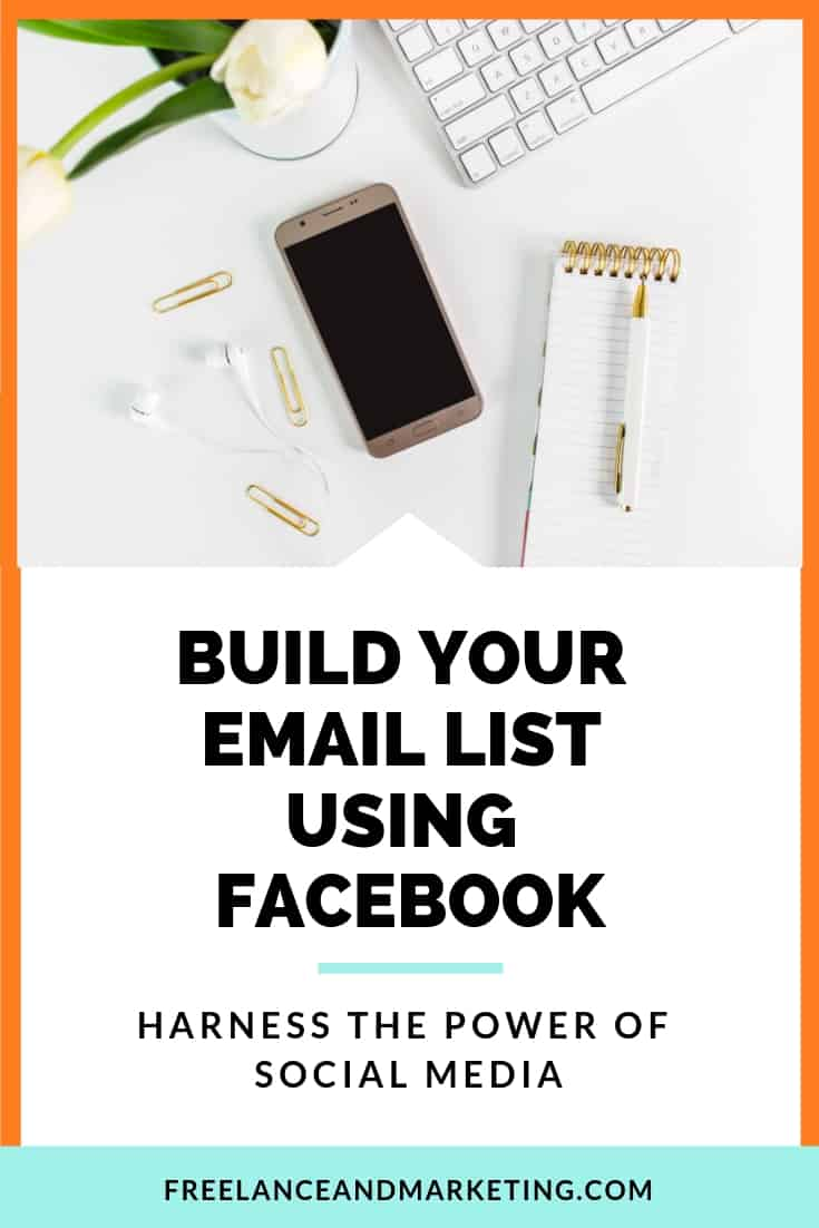 How to build your email list using Facebook is a topic that many are interested in. If you use Facebook Live strategically, your email list will grow fast. Grow your email list quickly by using social media strategically. Do a Facebook Live challenge to kickstart your email list building activity. #emaillistgrowth #facebookliveemailgrowth #facebooklivestrategy #leadgeneration #emaillistbuilding #emailsubscribers