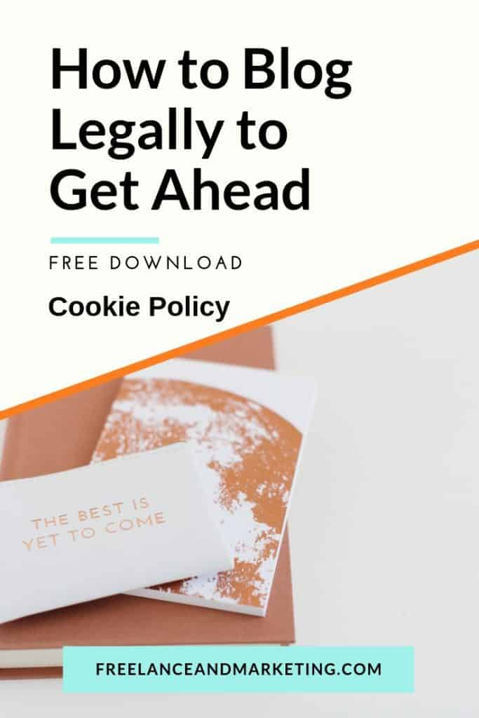 Blog legally to avoid being liable in the future for misunderstandings. Make sure you have all the necessary policies and legal agreements in place.