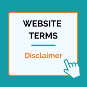 Legal templates for website protection. this is a disclaimer policy