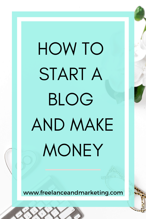 How to start a blog and make money from it is possible if you follow the right steps. Be strategic, start a blog the right way and build your email list.