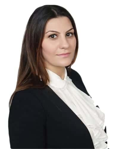 photo of Mariam Tsaturyan