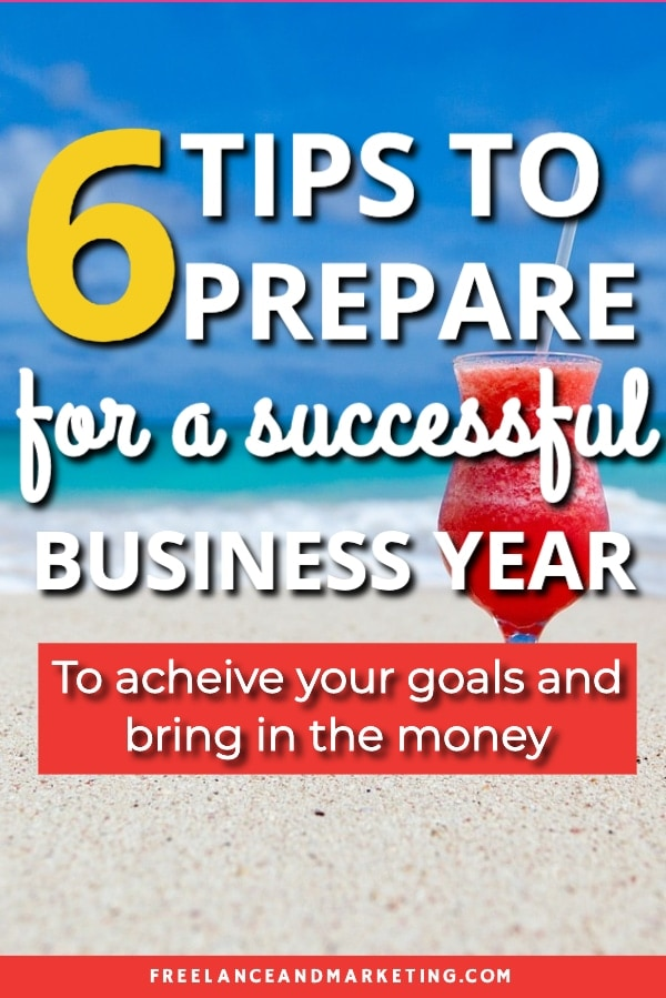 Important and useful tips to help you make your new year successful and profitable. Set your business goals and make plans to achieve your goals and bring money. Increase your blogging traffic, content creation and success in the new year by increasing income from different sources such as affiliate marketing, online courses, and more. #bloggingtips #legaltips #onlinecourses #affiliatemarketing #newyearbusinessgoals