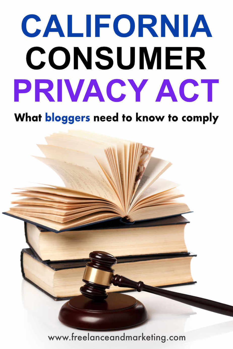 California Consumer Privacy Act is a new privacy law in California that concerns not just those who live and do business in California, but many others. This is a similar measure to GDPR that California adopted. Learn how you as a blogger and entrepreneur must comply, what you need to do to make sure you are CCPA compliant. #privacylaws #CCPA #Californiaprivacylaw #blogginglegally #bloggercompliance