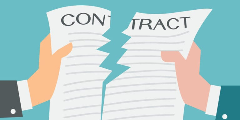 How to terminate a contract: how and when to terminate your contract